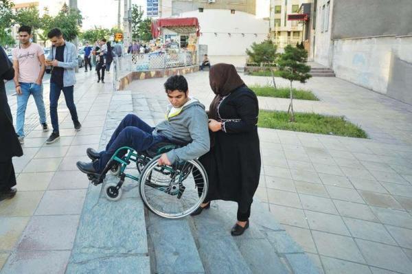 خبرنگاران مناسب سازی محیط شهری در یزد نیازمند بودجه است
