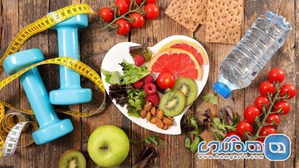 غذا خوردن به کاهش وزن یاری می نماید!