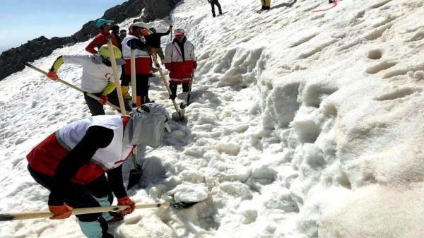 تعداد جان باختگان کولاک در ارتفاعات تهران افزایش پیدا کرد