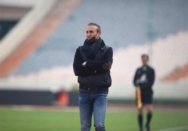 یحیی گل محمدی: بازی را کنترل نکردیم و گل خوردیم