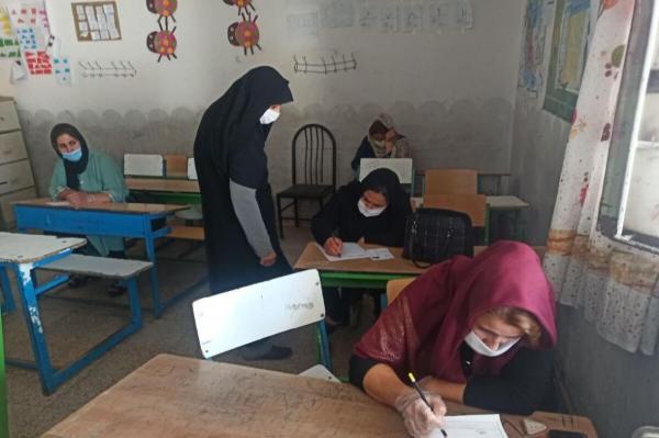 خبرنگاران حدود هفت هزار سوادآموز کرمانشاهی باسواد شدند