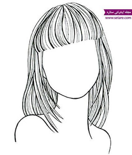 انواع کوتاه کردن مو بر اساس مدل صورت