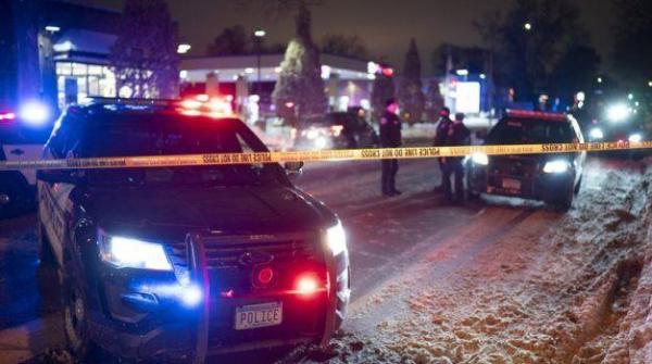 قتل شهروند آمریکایی بدست پلیس در نزدیکی قتلگاه جورج فلوید