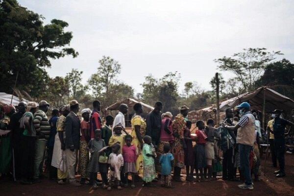 خشونت های پسا انتخاباتی در آفریقای مرکزی 200هزار نفر را آواره کرد