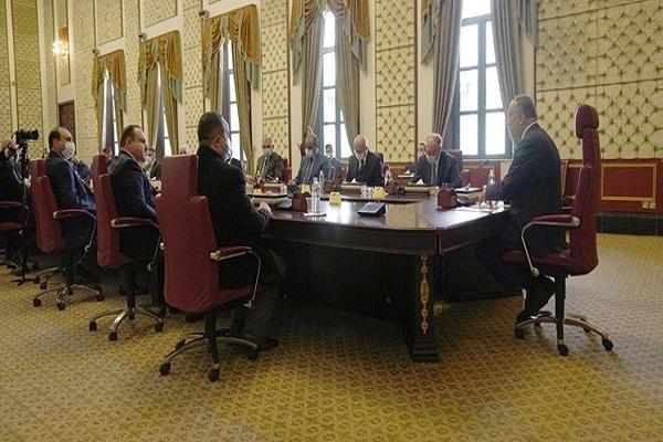 الکاظمی بر برگزاری انتخابات عراق در موعد مقرر تاکید کرد