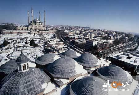 شهر تاریخی و مرزی ادیرنه در ترکیه