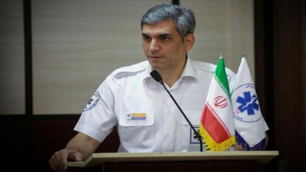 پیشنهاد تعطیلی تهران به دلیل آلودگی هوا، 12 دستگاه آمبولانس در میادین اصلی و پرتردد پایتخت مستقر شدند