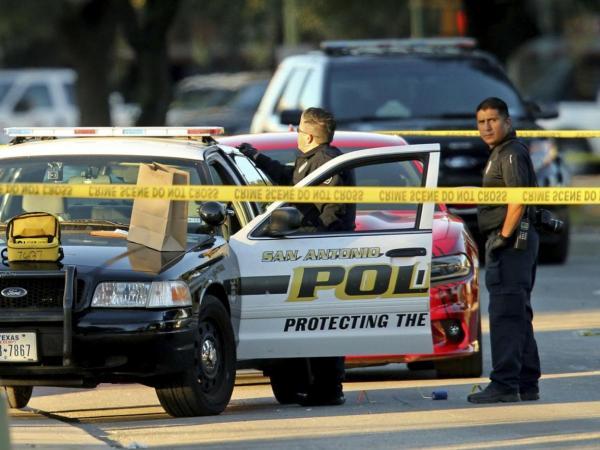 تیراندازی های خونبار تگزاس در شب سال نو میلادی