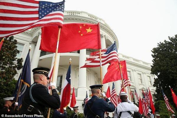 تایم: آمریکا و چین وارد جنگ سرد جدید نمی شوند