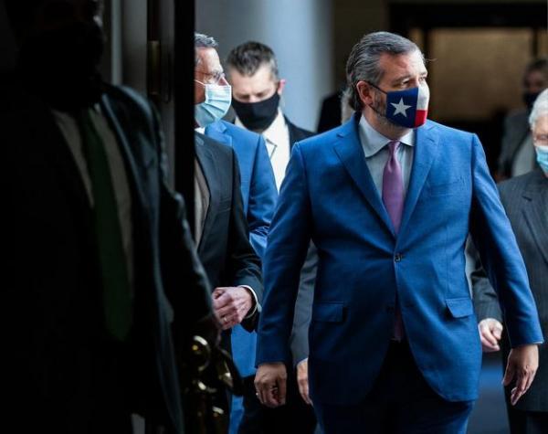 مخالفت 11 سناتور جمهوریخواه آمریکایی با اعلام پیروزی بایدن در سنا