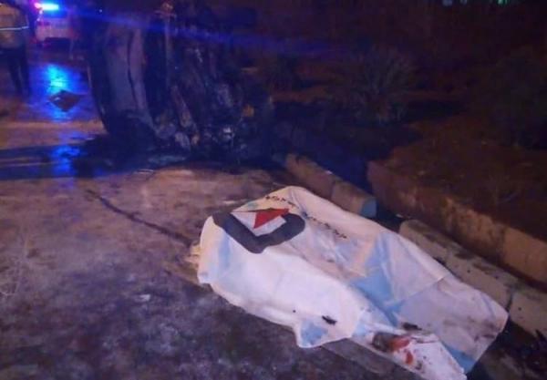 دختر 15 ساله قزوینی در اثر تصادف با قطار باری فوت کرد