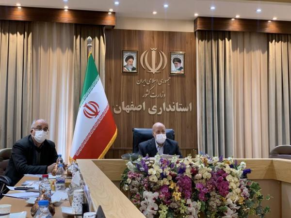 خبرنگاران استاندار اصفهان: استفاده بهینه در مصرف انرژی لازم است