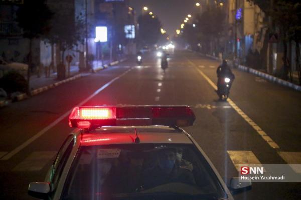 آمارجرایم کرونایی؛ از جریمه شبانه 69000 خودرو تا پلمب 360 واحدصنفی
