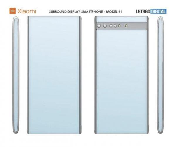 ثبت حق نشر 2 موبایل با نمایشگر سراسری