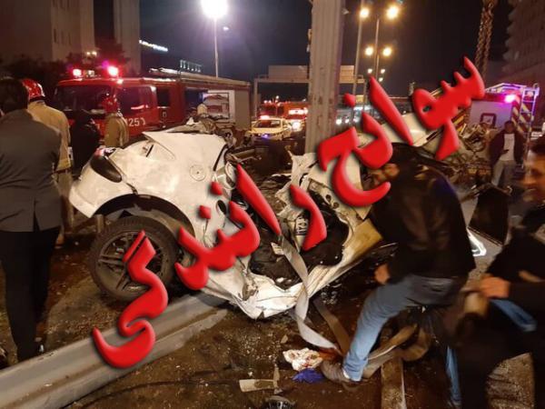 حادثه رانندگی در سیستان و بلوچستان 3 کشته و 9 مجروح برجای گذاشت