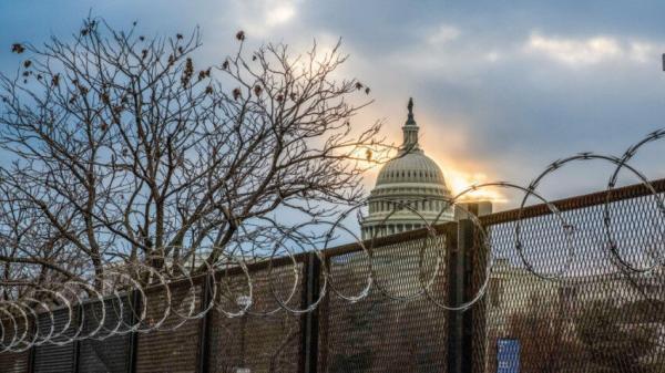 پلیس آمریکا خواهان حصار دائمی اطراف ساختمان کنگره شد