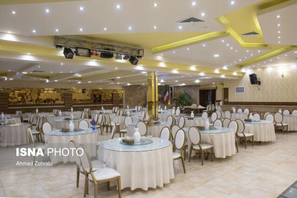 شروط فعالیت تالارها در شهرهای زرد و آبی ، طول برگزاری مراسم، حداکثر 3 ساعت