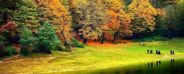 پارک جنگلی الگندره؛ نگین زمردین گرگان