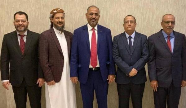 هیئت شورای انتقالی جنوب یمن راهی مسکو شد