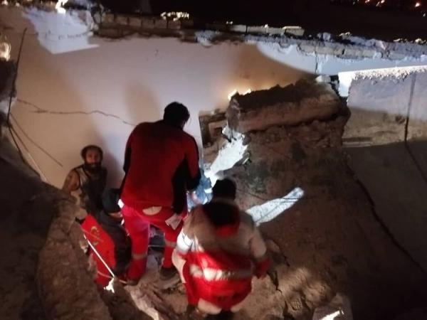 انفجار 2 منزل مسکونی در کرمان یک کشته بر جا گذاشت
