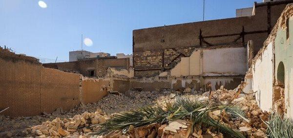 شهرداری اهواز درباره تخریب خانه پدری احمد محمود شرح داد