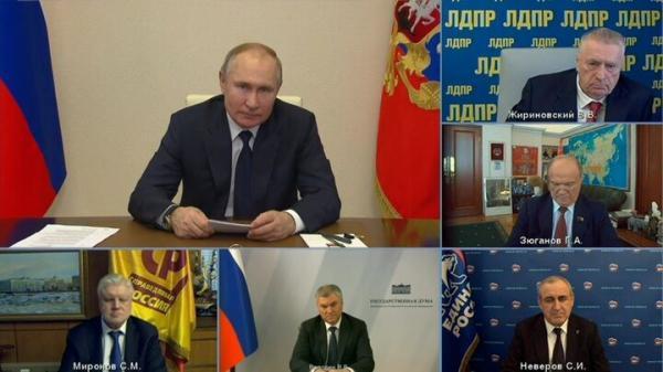 پوتین: اجازه مداخله خارجی در انتخابات پارلمانی روسیه را نمی دهیم