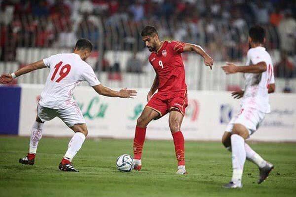 بحرین میزبان تیم ملی فوتبال ایران شد، کار سخت شاگردان اسکوچیچ