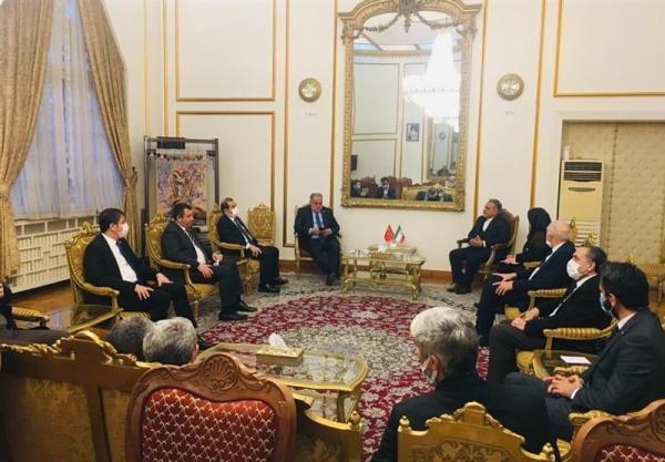 دیدار سفیر کشورمان با گروه دوستی ایران و ترکیه