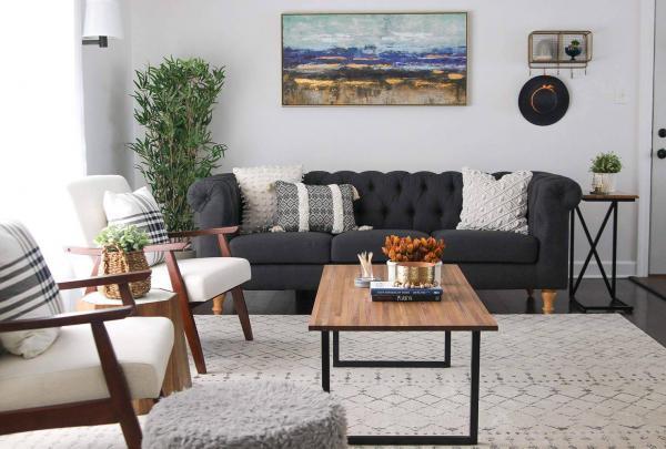قوانین چیدمان منزل ، 10 قانون برای داشتن خانه ای شیک