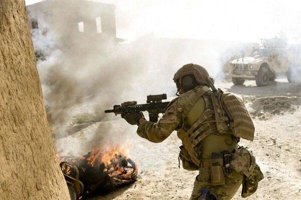 وقوع انفجار مهیب در پایگاه نظامیان افغان در غزنی