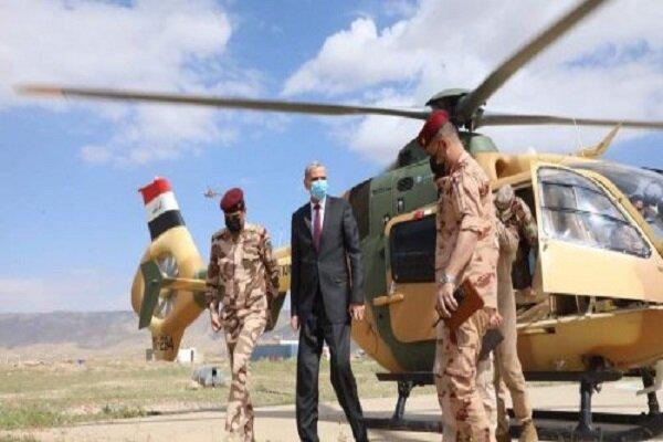 تاکید وزیر کشور عراق بر تامین کامل امنیت مرزهای این کشور