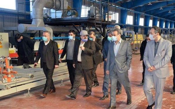 ایجاد یک هزار فرصت شغلی با طرح توسعه واحدهای صنعتی
