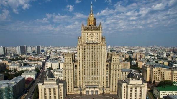اخراج دیپلمات جاسوسِ اوکراینی از روسیه