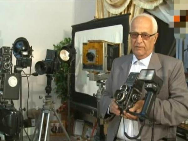 درگذشت عکاس قدیمی یاسوج