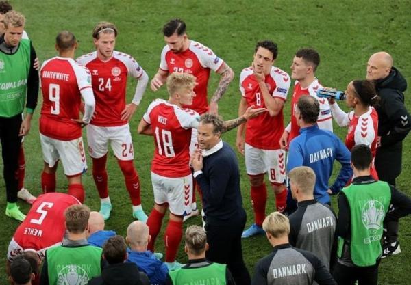 یورو 2020، تشریح دلایل از سرگیری بازی دانمارک - فنلاند از زبان هیولماند