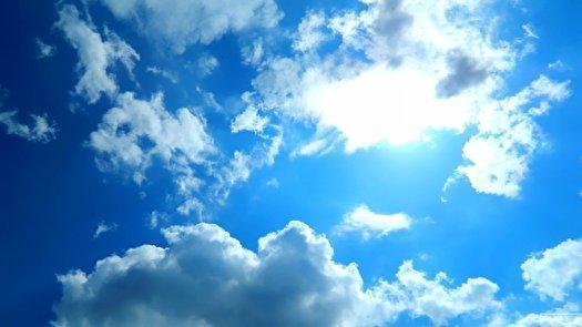 هوای بیشتر منطقه ها؛ صاف با دمای 32 تا 34 درجه