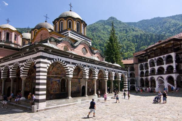 زیباترین صومعه های بلغارستان ، فروش آنلاین بلیط هواپیما به مقصد بلغارستان