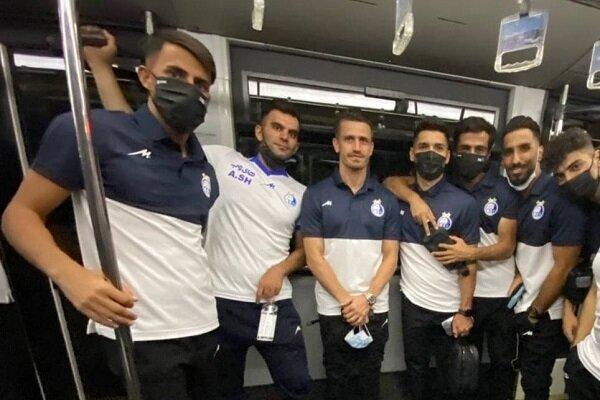 تور دبی ارزان: غیبت پرحاشیه چهار استقلالی در سفر به امارات، ممنوع الخروج بودند؟