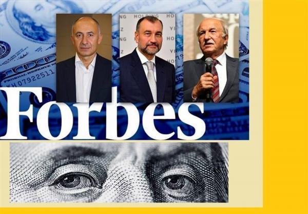نگاهی به فهرست ثروتمندان جهانی ترکیه، دلال یا مولد؟