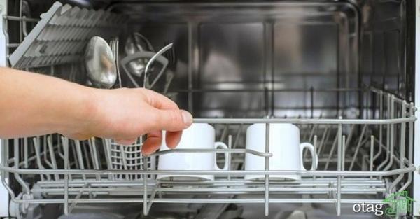دلیل برق داشتن بدنه ماشین ظرفشویی
